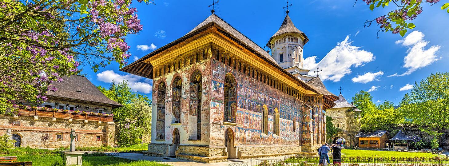 oferta Paste in Bucovina